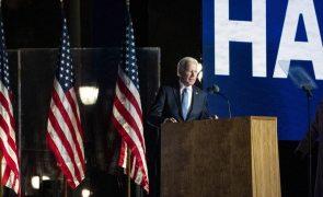 Joe Biden ultrapassa Donald Trump na Geórgia