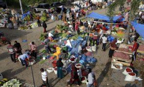 Indonésia entra em recessão pela primeira vez depois de 1999