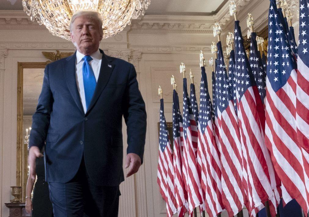 Acusações de Trump minam confiança do público nas instituições, segundo a OSCE