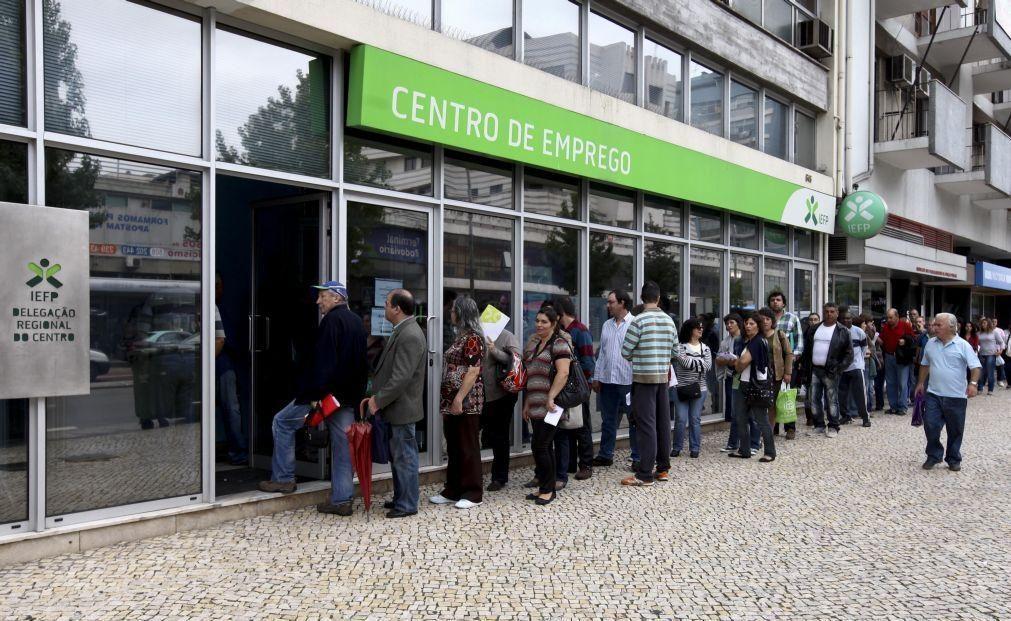 Bruxelas melhora previsão e vê desemprego nacional nos 8,0% este ano