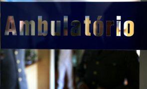 Hospital Militar do Porto com 40 doentes transferidos de unidades da região