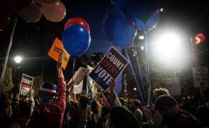 Eleições: Aumenta número de participantes nas manifestações de Filadélfia