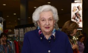 Infanta Pilar Vai poder comprar peças de roupa e bens pessoais da infanta
