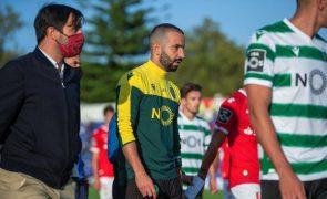 Ruben Amorim rejeita que seja o Sporting a praticar melhor futebol da I Liga