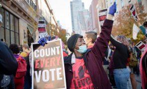 EUA/Eleições: Ponto de situação nos cinco Estados onde se disputa a vitória final
