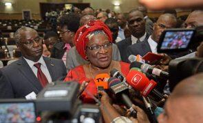 Moçambique/Ataques: MNE moçambicana reforça pedido de apoio para assistência humanitária