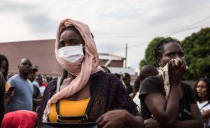 Covid-19: Autoridades moçambicanas lançam inquérito sero-epidemiológico em Inhambane