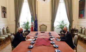 Covid-19: Presidente da República decreta estado de emergência a partir de segunda-feira