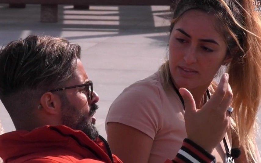 Rui Pedro não dá tréguas a Zena e revela qual o motivo de a querer ver fora do jogo