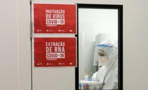 Covid-19: Mais sete casos na Universidade de Aveiro