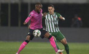 Jogo entre Moreirense e Paços de Ferreira adiado para 01 de dezembro