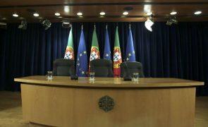 Covid-19: Governo reúne-se hoje para concretizar medidas do estado de emergência