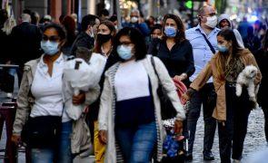 Covid-19: Segunda vaga da pandemia deixa mundo em emergência sanitária