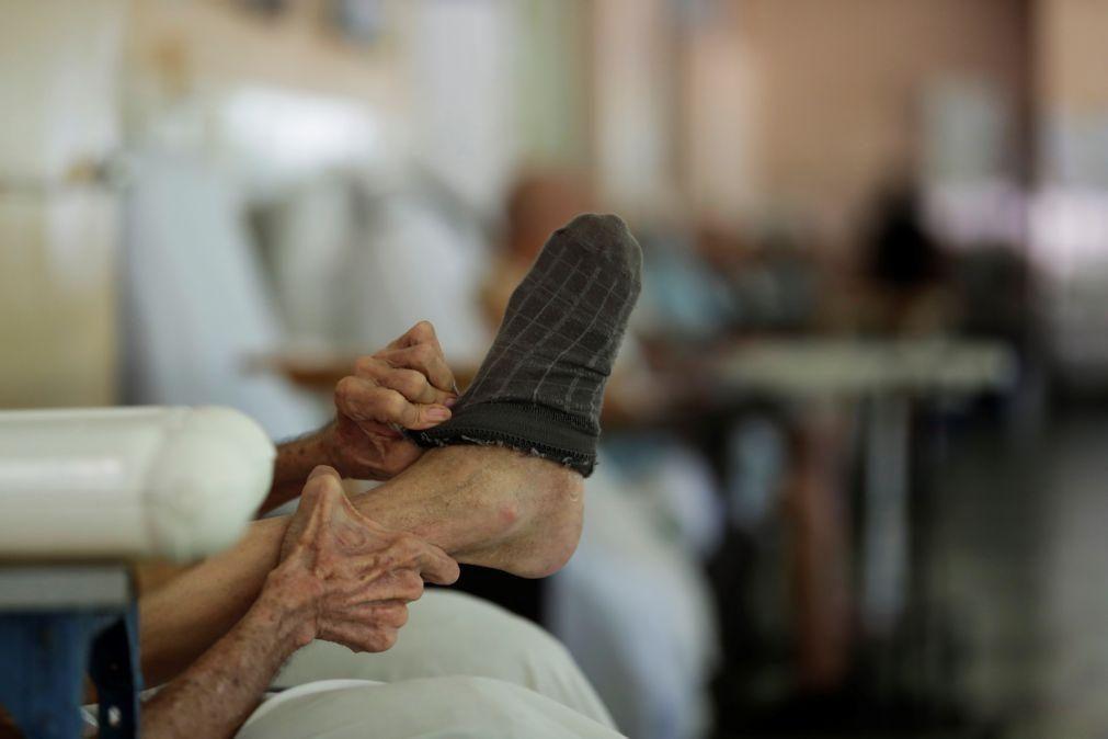 Prisão preventiva para dona de lar ilegal em Torres Novas acusada de profanação de cadáver