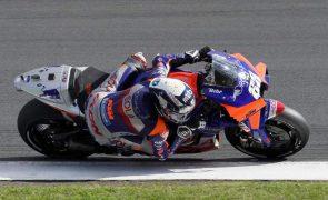 Miguel Oliveira parte do oitavo lugar para o GP da Europa de MotoGP