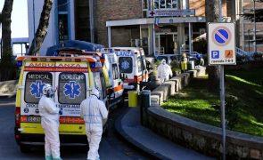 Covid-19: Itália regista quase 40 mil novos casos e 425 mortes
