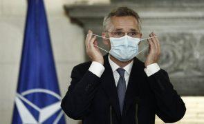 NATO saúda Biden, um