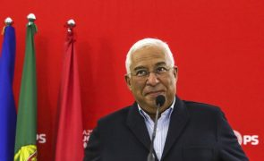 Presidenciais: Costa contesta críticas à direção e responde que PS está a decidir no momento próprio