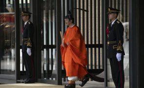 Príncipe Fumihito proclamado herdeiro do trono no Japão
