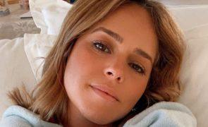 Alice Alves infetada com covid-19. Tem doença respiratória crónica e não respeitou distanciamento