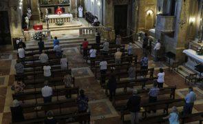 Covid-19: Conferência Episcopal aconselha dioceses a reagendarem celebrações vespertinas