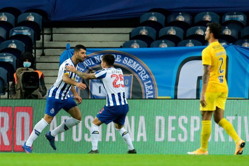 FC Porto dá a volta ao resultado e vence Portimonense [vídeo]