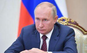 EUA/Eleições: Putin aguarda resultado oficial para felicitar o vencedor