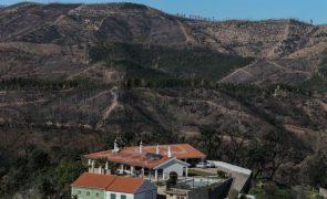 Pedida indemnização de 1,8 ME a favor do Estado por fogo em Monchique