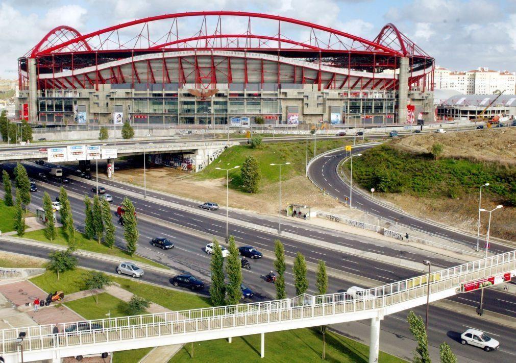 Benfica e Santa Clara confirmam buscas nas instalações
