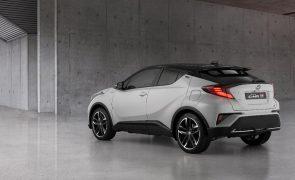 Toyota revela C-HR em versão exclusiva GR Sport Hybrid