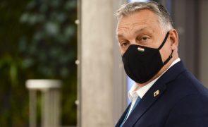Covid-19: Primeiro-ministro húngaro anuncia confinamento parcial a partir de quarta-feira