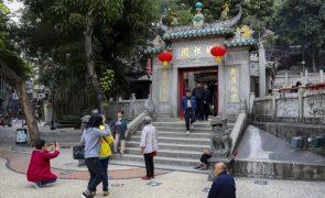 Covid-19: Macau alivia algumas restrições fronteiriças
