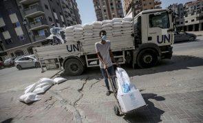 Agência da ONU para os refugiados palestinianos está sem dinheiro para salários