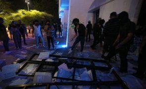 Polícia mexicana baleou manifestantes em protesto contra homicídio de mulheres