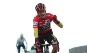 Primoz Roglic é o melhor ciclista do ano, João Almeida termina em 13.º