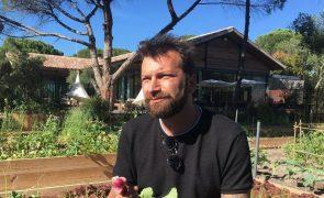As primeiras imagens de Ljubomir Stanisic e outros empresários em greve de fome