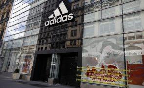 Lucro da Adidas cai 84,4% para 281 ME até setembro