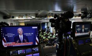 EUA/Eleições: Governo de Trump está a dificultar transição de poder para Biden