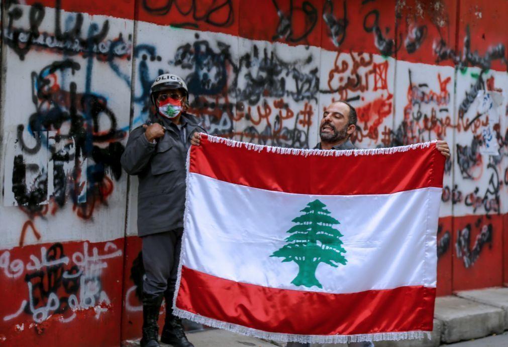 Covid-19: Líbano decreta confinamento até final de novembro
