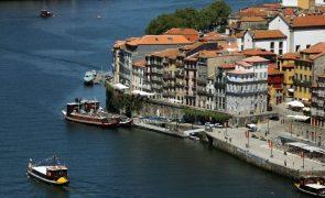 Covid-19: Via Navegável do Douro com menos 78% de passageiros em 2020