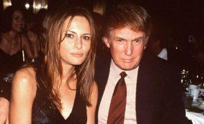 Divórcio entre Melania e Donald Trump – o que diz o acordo pré-nupcial