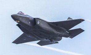 EUA aprovam venda de caças F-35 aos Emirados Árabes Unidos