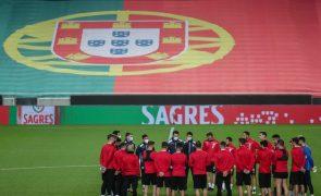 Portugal enfrenta Andorra em particular com poupanças a pensar na Liga das Nações