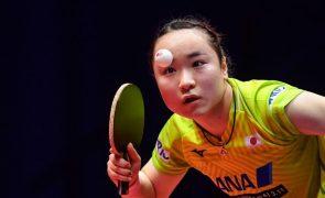 Macau acolhe torneio internacional de ténis de mesa