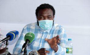 Ativista angolano descreve ambiente