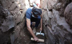 Israel descobre fortaleza do tempo do rei David nos montes Golã