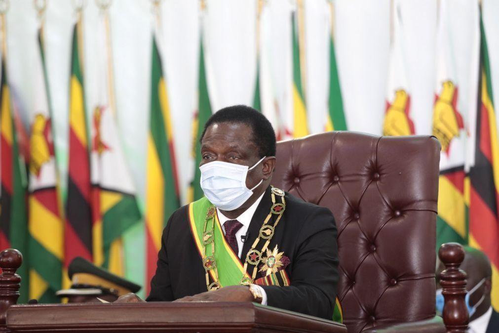 Moçambique/Ataques: Presidente diz que Zimbabué está pronto para ajudar como puder