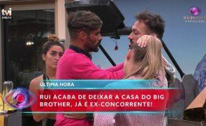 """Rui Pedro desiste do Big Brother: """"O jogo foi desleal comigo"""""""