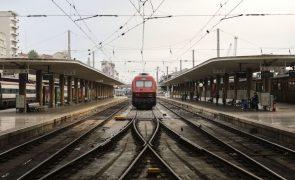 CP reduz comboios de longo curso nos próximos dois fins de semana