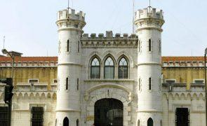 Covid-19: Estabelecimento Prisional de Lisboa tem 60 infetados